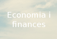 Economia i finances
